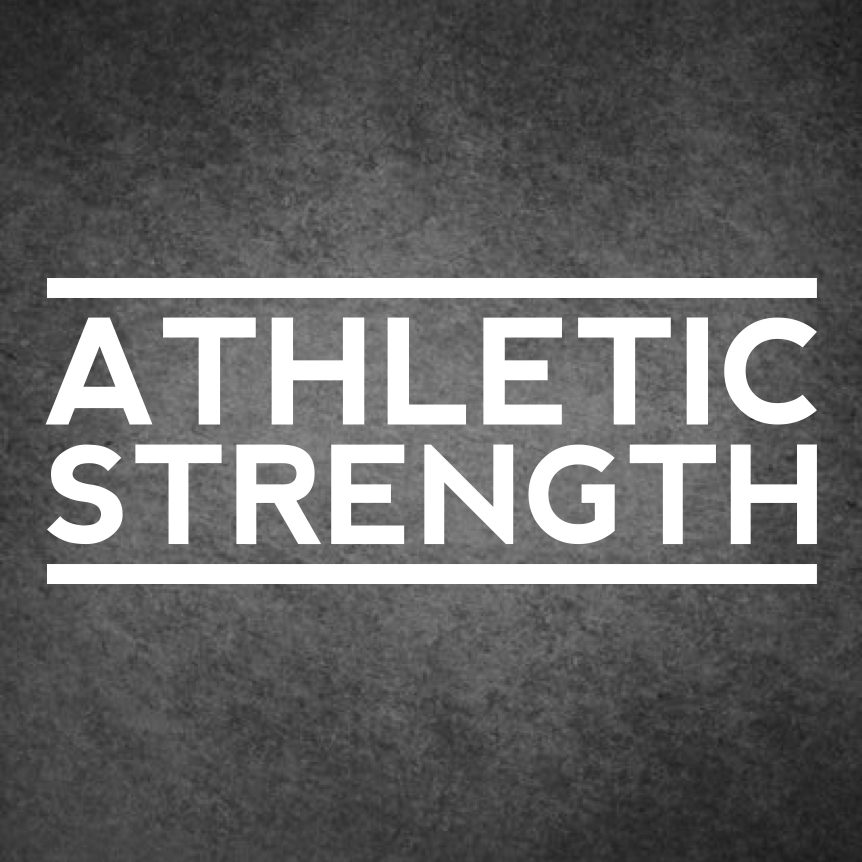 Logo Rond Athletic Strength